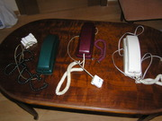 стационарные настенные кнопочные телефоны