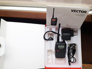 Рация Vector VT-43 R-2 LPD/PMR,  2 шт
